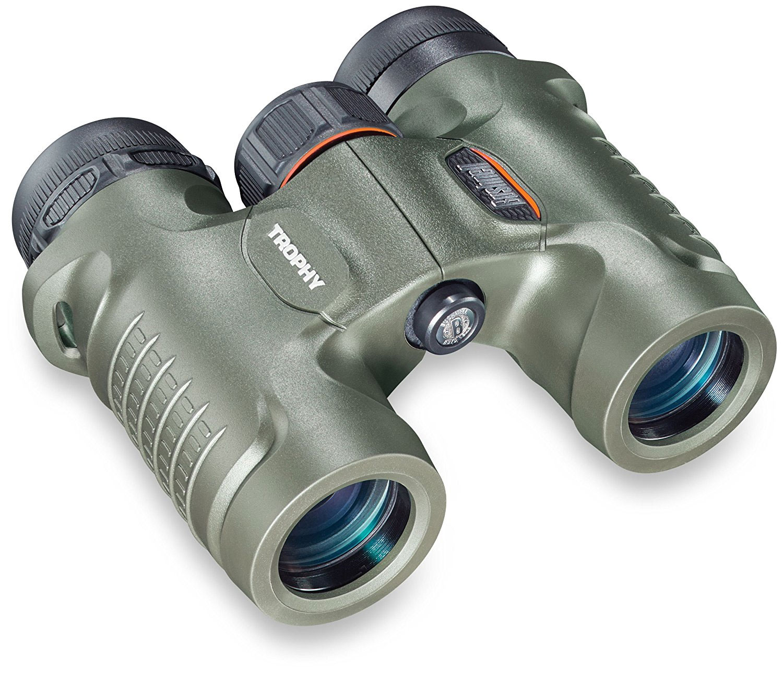 Bushnell Trophy 10x28 Binocular Green