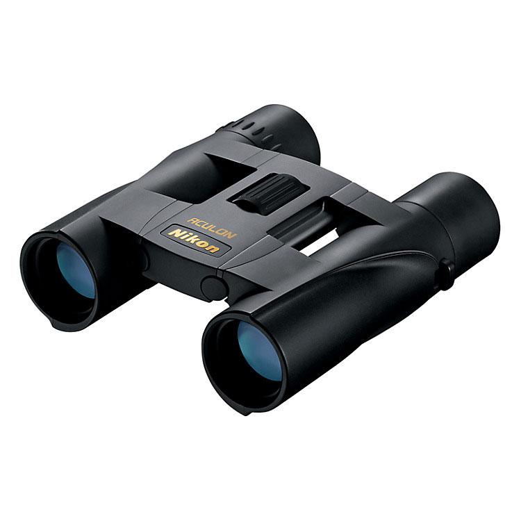 Nikon Aculon A30 8x25 Binoculars - Black