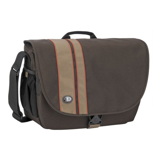 Photo Cases & Bags Tamrac 3447 Rally 7 Camera/Laptop Bag - Brown/Tan