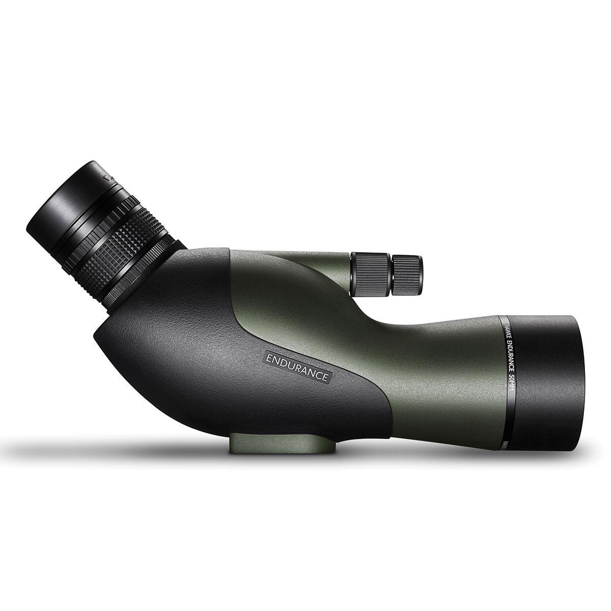 Hawke Endurance ED 12-36x50 Angled Spotting Scope - Green 56 192