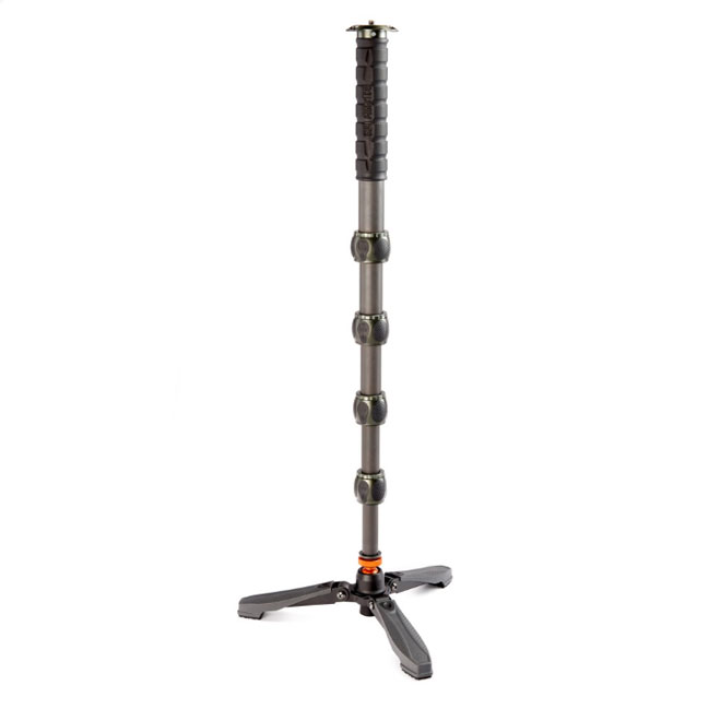 Compare prices for 3 Legged Thing ALANKIT Pro Carbon Monopod and DOCZ Stabiliser
