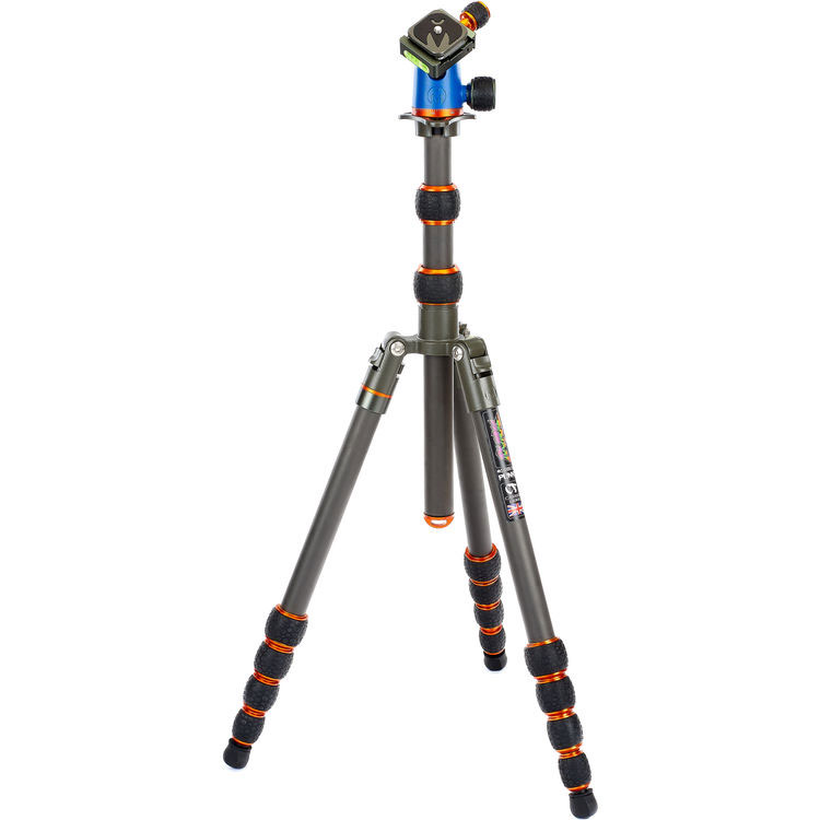 Compare retail prices of 3 Legged Thing PUNKS Brian CarbonTripod AirHed Neo BallHead to get the best deal online