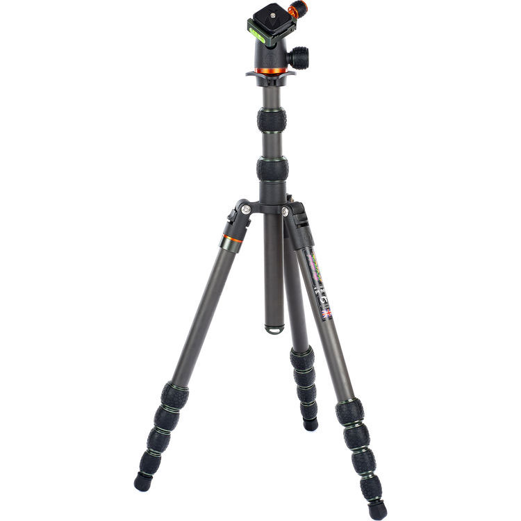 Compare retail prices of 3 Legged Thing PUNKS Brian CarbonTripod AirHed Neo BallHead Black to get the best deal online