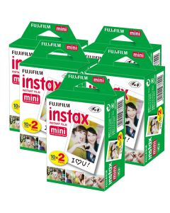 Fujifilm Instax Mini Film 100 Shot Pack
