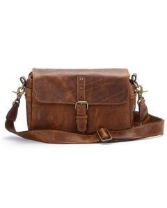 ONA Bowery Shoulder Bag - Antique Cognac Leather
