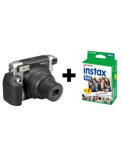 Fujifilm instax Wide 300 Instant Film Camera with FREE Film