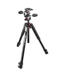 Manfrotto MK055XPRO3 Tripod and X-Pro 3-Way Head