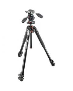 Manfrotto MK190XPRO3-3W Tripod Kit with X-Pro 3-Way Head