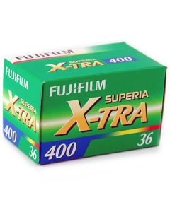 Fuji Superia X-Tra 400 Film Pack 135 (36 Exposures)