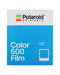 Polaroid Originals 600 Color Film Pack (8 Shots)