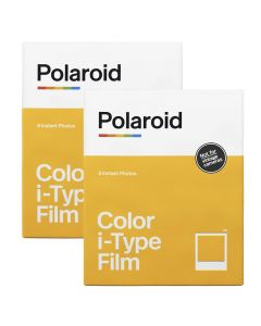 Polaroid Originals I-Type Color Film TWIN Pack (16 Shots)