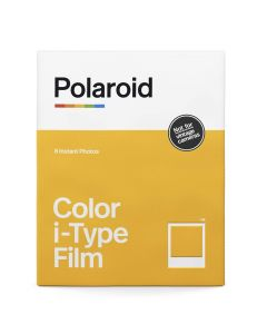 Polaroid Originals I-Type Color Film Pack (8 Shots)