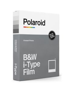 Polaroid Originals I-Type B&W Film Pack (8 Shots)