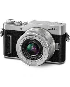 Panasonic Lumix GX880 Digital Camera with 12-32mm Lens (Silver)