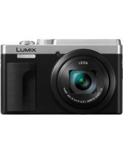 Panasonic Lumix TZ95 Digital Camera - Silver