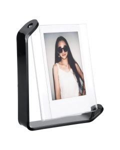 Acrylic Photo Frame for Fujifilm Instax SQUARE SQ10 Film (Black)