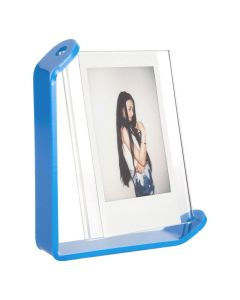 Acrylic Photo Frame for Fujifilm Instax SQUARE SQ10 Film (Blue)