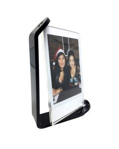 Acrylic Photo Frame for Fujifilm Instax Mini Film (Black)