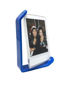 Acrylic Photo Frame for Fujifilm Instax Mini Film (Light Blue)