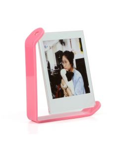 Acrylic Photo Frame for Fujifilm Instax SQUARE SQ10 Film (Pink)