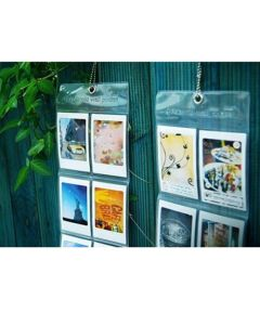 Mini Wall Album for Fujifilm Instax Mini Film (Holds 10 Photos)