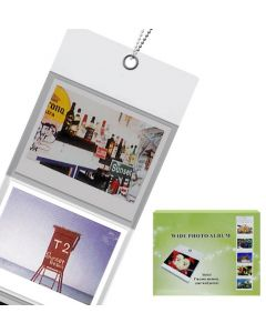 5 Pocket Wall Album for Fujifilm Instax Wide Film
