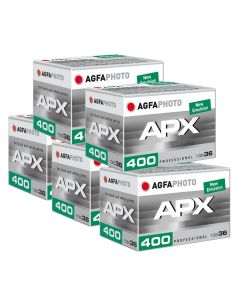 AgfaPhoto LeBox 400 Disposable Camera with Flash (27 Exposures)