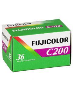 Fuji Fujicolor C200 Film Pack 135 (36 Exposures)