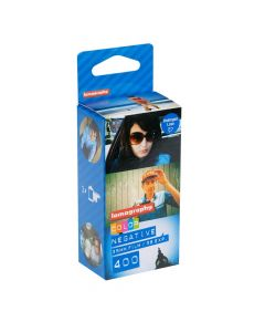 Lomography Color Negative 400 ISO 35mm (3 Pack)