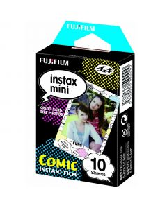Fujifilm Instax Mini COMIC STRIP Film (10 Shots)