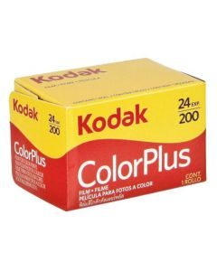 Kodak ColorPlus 200 Film Pack 135 (24 Exposures)