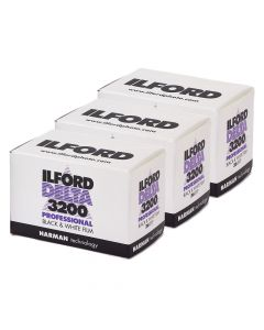 Ilford FP4 Plus 35mm film (24 exposure)