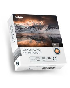 Cokin P Series Gradual ND Kit with Holder