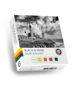 Cokin P Series Black and White Kit