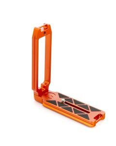 3 Legged Thing Full Size Universal L-Bracket (Orange)