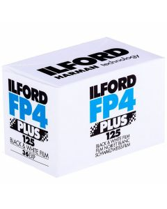 Ilford FP4 Plus 35mm film (36 exposure)