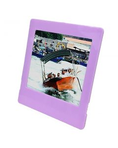 Square Photo Frame for Fujifilm Instax SQUARE Film (Purple)