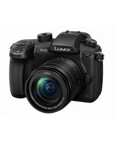 Panasonic Lumix DC-GH5 Digital Camera with 12-60mm Lens