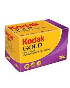 Kodak Gold 200 Film Pack 135 (24 Exposures)