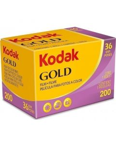 Kodak Gold 200 Film Pack 135 (36 Exposures)