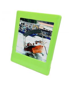 Square Photo Frame for Fujifilm Instax SQUARE Film (Green)