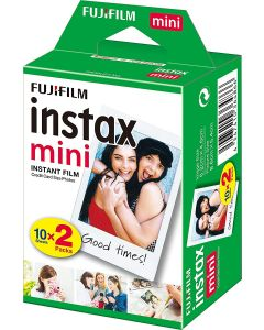 Fujifilm Instax Mini Film TWIN Pack (20 Shots)