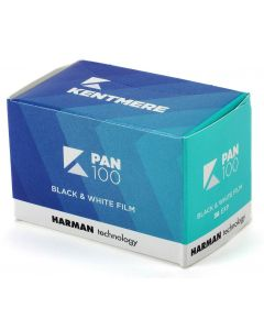 Kentmere Pan 100 Black & White Film 135 (36 exposure)
