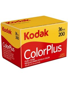Kodak ColorPlus 200 Film Pack 135 (36 Exposures)