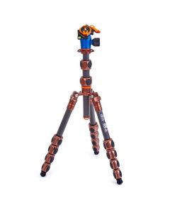 3 Legged Thing Eclipse Winston Carbon Fiber Tripod with AirHed 360 Ball Head