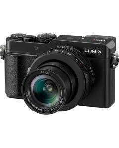 Panasonic Lumix LX100 MK II Digital Camera - Black