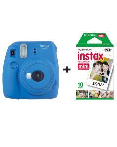 Fujifilm Instax Mini 9 Instant Camera with 10 Shots