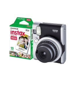 Fujifilm Instax Mini 90 NEO Classic Camera Bundle with 10 Shots