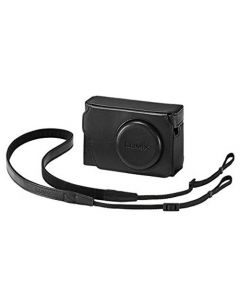 Panasonic DMW-PHS83XEK Black Leather Case for TZ80