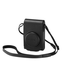 Panasonic DMW-PHS84XEK Black Leather Case for TZ100